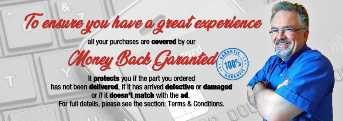 Money-back guarantees