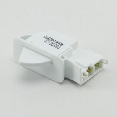 Interrupteur d'éclairage à bouton-poussoir pour porte de réfrigérateur LG, 6600JB1010A