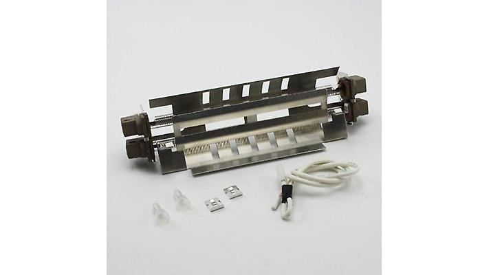 Ensemble de réchauffeur de dégivrage de réfrigérateur de GE, WG03F00773, WR51X10101
