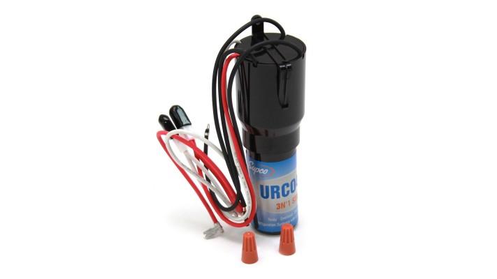 Démarreur universel pour réfrigérateur -relais condensateur Overload  de surcharge et démarrage 3 'N 1 URCO410
