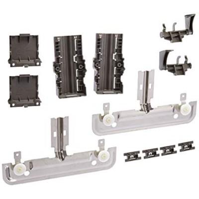Kit de montage pour panier supérieur lave-vaisselle whirlpool / kenmore 2 / paquet w10712395