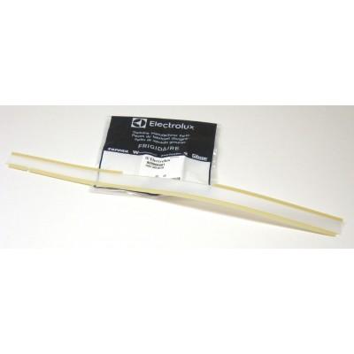 Joint de porte de fond de lave-vaisselle Frigidaire et bande de déflecteur, 809006501