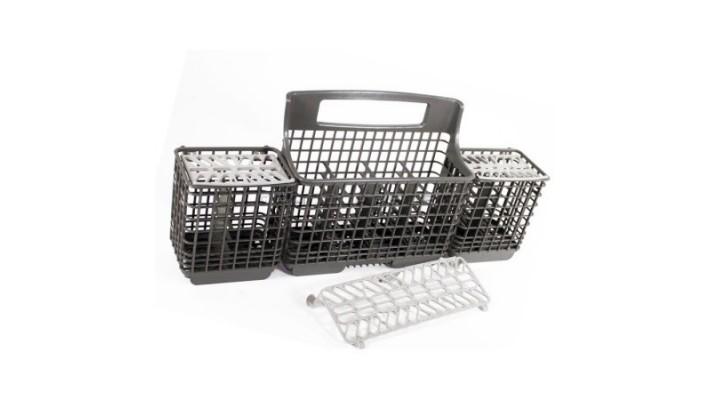 Panier d'ustensiles pour lave-vaisselle Whirlpool, W10807920