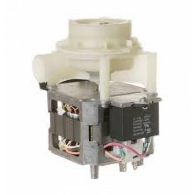 GE Pompe de circulation pour lave-vaisselle et moteur, WG04F00657