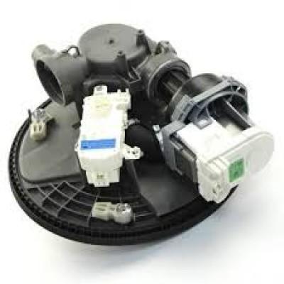 Ensemble pompe et moteur pour lave-vaisselle Whirlpool  WPW10605057